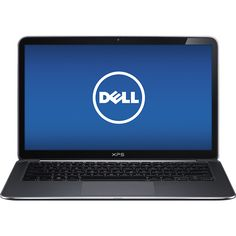 "Dell - XPS Ultrabook 13.3"" Laptop - 8GB Memory - 256GB Solid State Drive - Silver"