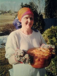 MARY STADNYK'S HOLUBTSI, part II . . .  how to prepare cabbage rolls without buying a soured head!