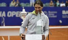 Rafael Nadal beats Juan Monaco in Argentine Open final to win his first title of 2015 Tennis | Daily Mail Online