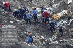 Un enregistrement de quelques secondes retrouvé dans les décombres semble confirmer les données récupérées dans l'une des deux boîtes noires de l'A320.