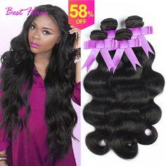 Brazilian Body Wave Mink Brazilian Hair 4 Bundles Brazilian Virgin Hair Body Wave Cheap Brazilian Hair Weave Bundles Wavy Hair