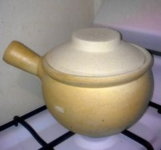 Clay Pot Cooking and My New Neonate