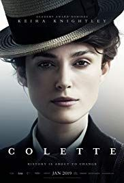 Keira Knightley takes on the role of French writer in Colette. Here is a poster. - Movies list For You Netflix Movies, Movies 2019, Movies Online, Top Movies, Period Drama Movies, Period Dramas, Beau Film, Night Film, Good Movies To Watch