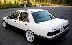 Show me Ford Sierras! Ford Orion, Ford Rs, Car Ford, Ford Verona, Ford Sierra, Ford Escort, Wide Body, Custom Cars, Jdm