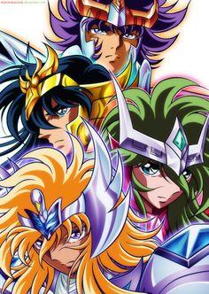 Cavaleiros dos Zodíacos