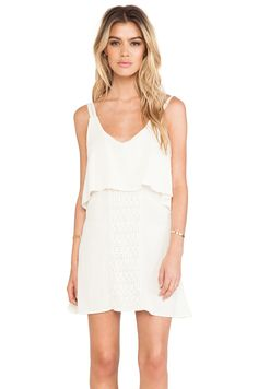 #REVOLVEclothing; love this ties in the back with cutout, love love! Please go on sale:(