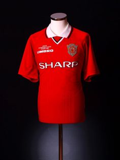 United Champions League kit 1999 Manchester United Images aa5c101ab