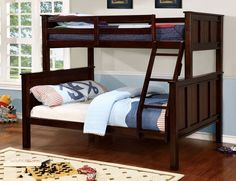 Ellison Twin over Full Bunk Bed