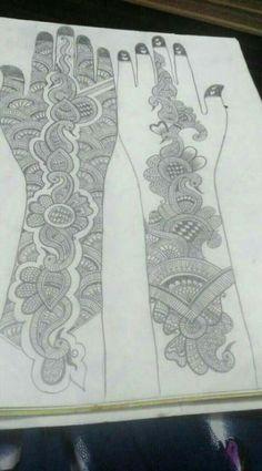 67 new Ideas bridal mehndi designs love Peacock Mehndi Designs, Full Hand Mehndi Designs, Henna Art Designs, Mehndi Designs For Beginners, Mehndi Designs For Girls, Wedding Mehndi Designs, Dulhan Mehndi Designs, Latest Mehndi Designs, Henna Mehndi