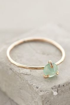Five and Two Serena #Ring #anthrofave #anthropologie