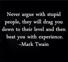 -Mark Twain