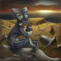 New Zealand Art Print News: Liam Barr releases giclee prints