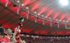 Torcida do Flamengo no Maracanã (Foto: Rodrigo Tolentino / Flamengo)