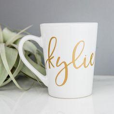 Personalized Mug #Birthday #Bridesmaid #bridesmaid-gifts