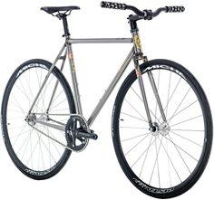 Cinelli Mash Works Fixie Bike