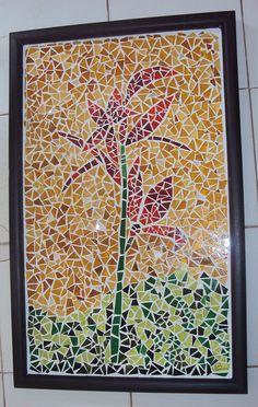 Cel Santana   Matéria -prima sobras de vidros,espelhos   CEL SANTANA   Flickr