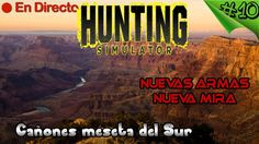 Hunting Simulator 2017 - #10 - Escopeta Paralela - Tierras altas de Esco...