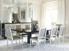 Victoria Hagan's NYC Apartment - Living room
