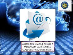 PASSO 7 - validar a conta através do link enviado para seu e-mail