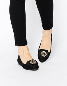 Carvela Megan Jewel Slipper Shoes