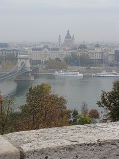 https://flic.kr/p/uSczXi | Hungary 2008 - View from Pest on Buda | Pictures by Björn Roose. Magyarország/Hungary, 2008.
