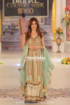 Pantene's Bridal Couture Week, Pakistan