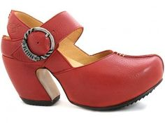 "John Fluevog ""Guide"" platform shoe available at www.village-shoes.com of London."