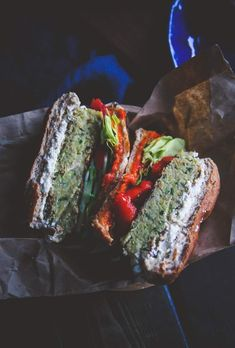 Chickpea and Zucchini Veggie Burgers