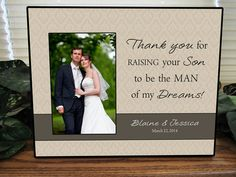 Mother of the Groom Gift Parents of the Groom Gift by TheSubShoppe, $26.00