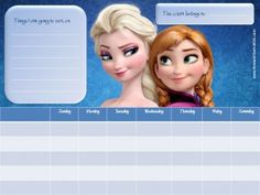 Frozen Behavior Charts