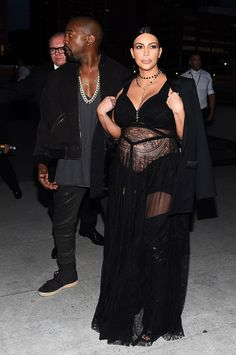 Celebrity style from the Givenchy front row.