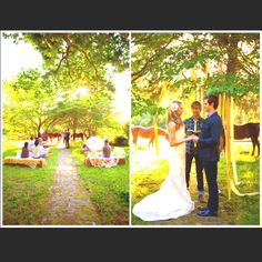 lakeside ceremony personal wedding vows simple lakeside wedding
