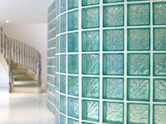 glass blocks - Glass Block Technology Limited is a stockist and distributor of glass blocks and fitting accessories, operating a distribution service covering the whole of the UK Lobby Design, Glass Blocks, Arrow Keys, Close Image, Tile Floor, Swimming Pools, Technology, Ideas, Home