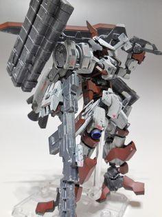 Custom Build: HG 1/144 Graze Custom - Gundam Kits Collection News and Reviews