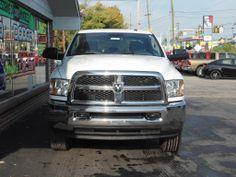 2014 Ram RamPickup2500 Tradesman 4x4 Tradesman 4dr Crew Cab 6.3 ft. SB Pickup Pickup 4 Doors White for sale in Waynesboro, PA Source: http://www.usedcarsgroup.com/new-ram-for-sale