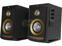 Rosewill SP-7260 2.0 Woofer Speaker System for Gaming, Music and Movies, 60W RMS