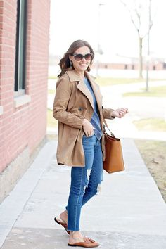 jillgg's good life (for less) | a west michigan style blog: my everyday style: entrenched in spring!