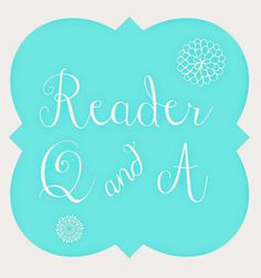 all things katie marie: Reader Q & A ~ Balancing Life