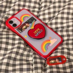 hope world inspired phone case on We Heart It Kpop Phone Cases, Diy Phone Case, Iphone Phone Cases, Cell Phone Covers, Att Iphone, Kawaii Phone Case, Iphone Case Covers, Cute Cases, Cute Phone Cases