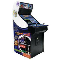 Arcade Legends 3 Upright MultiGame Video Arcade Game | http://www.cybermarket24.com/arcade-legends-3-upright-multigame-video-arcade-game/