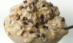 Αυτο το θεϊκό παγωτό, είναι η συνταγή που θα κάνει και τους πλέον δύσπιστους να πιστεύψουν ότι η μοναστηριακή κουζίνα μπορεί να είναι πλούσια σε γεύση και εκπληκτικές συνταγές! Breakfast Snacks, Oatmeal, Recipes, Food, The Oatmeal, Rolled Oats, Recipies, Essen, Meals