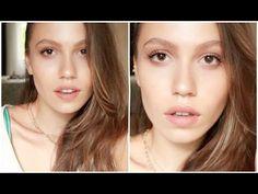 #makyaj Beauty Skin, Make Up, Pretty, Youtube, Color, Health, Life, Fashion, Moda