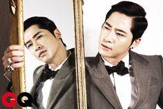 Kang Ji Hwan – GQ Magazine June Issue '12