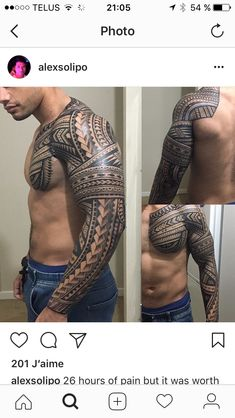 samoan tattoos with sharks in tribal patterns Polynesian Tattoo Sleeve, Polynesian Tattoo Designs, Maori Tattoo Designs, Hawaiian Tattoo, Tattoo Sleeve Designs, Geometric Sleeve Tattoo, Full Arm Tattoos, Tribal Sleeve Tattoos, Geometric Tattoos