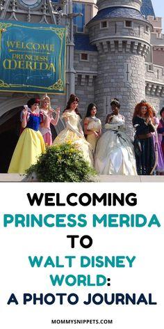 Disney World Florida, Walt Disney World, Princess Merida, Disney Princess, Gabby Douglas, Disney World Tips And Tricks, World Photo, Photo Journal, Disney Crafts