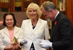 Camilla Parker Bowles Photos - The Prince of Wales & Duchess of Cornwall Visit Australia - Day 1 - Zimbio