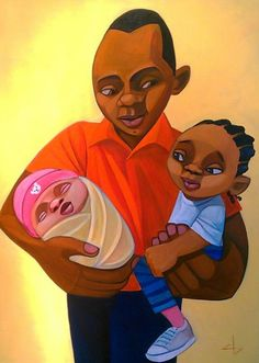 Still My Baby Girl by Cbabi Bayoc - 365 pictures of African American fathers!