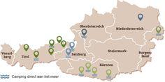 De Campings- Top Camping Austria