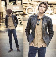 Desperado  (by Adam Gallagher)  He's probably gotta be my favorite male fashion.. idol?