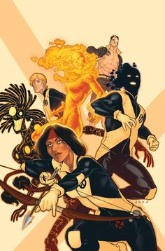 'The New Mutants' movie is moving ahead at Fox